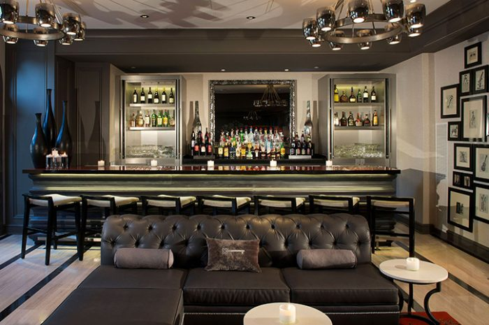 The Melrose Hotel Bar