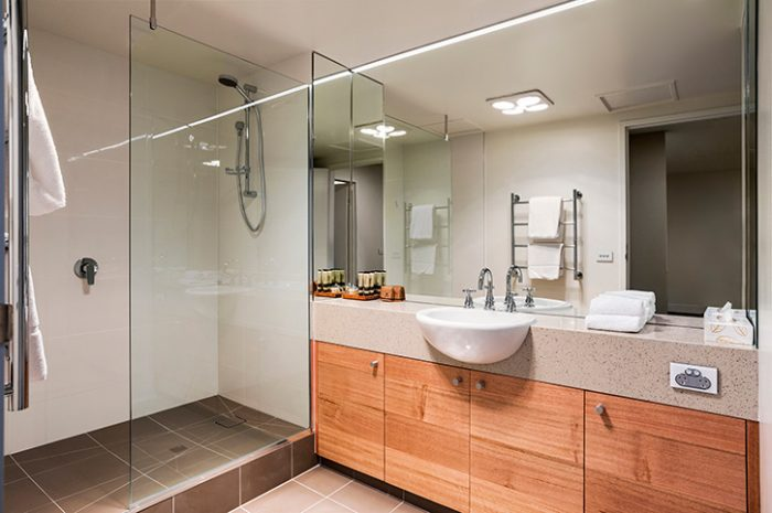 The Old Woolstore Bathroom