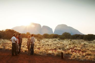 The Olgas, Red Centre
