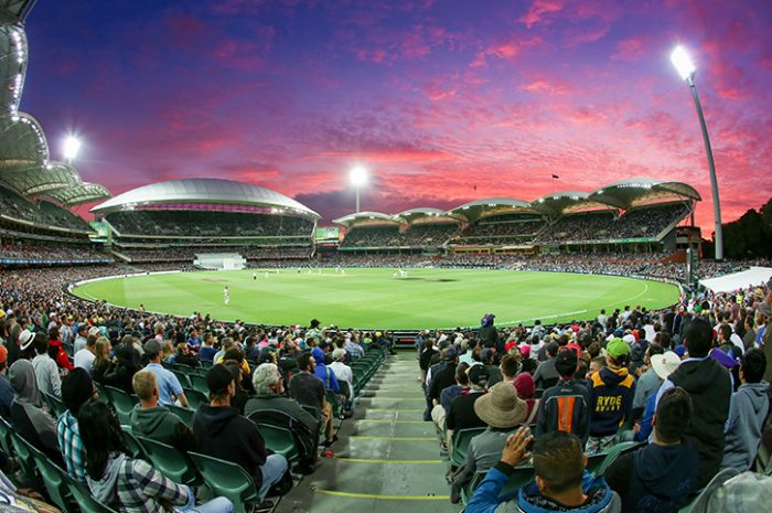 The Oval Cricket Ground, South Australia