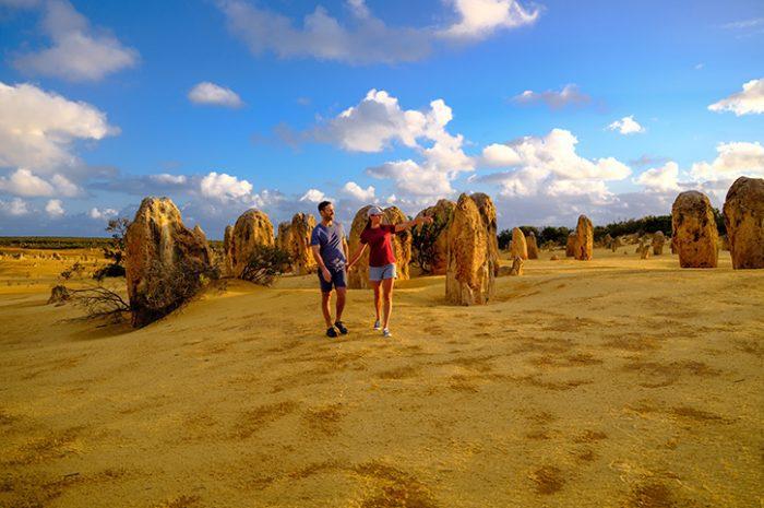 The Pinnacles, Namburg National Park