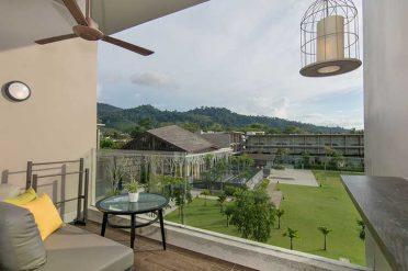 The Sands Resort Room Balcony