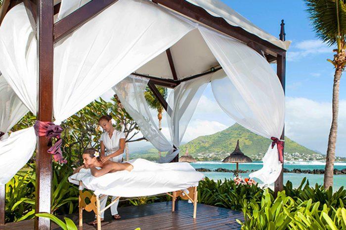 The Sands Suite Resort Outdoor Spa