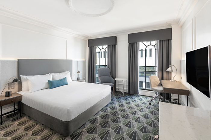 The Savoy Hotel Little Collins Melbourne King