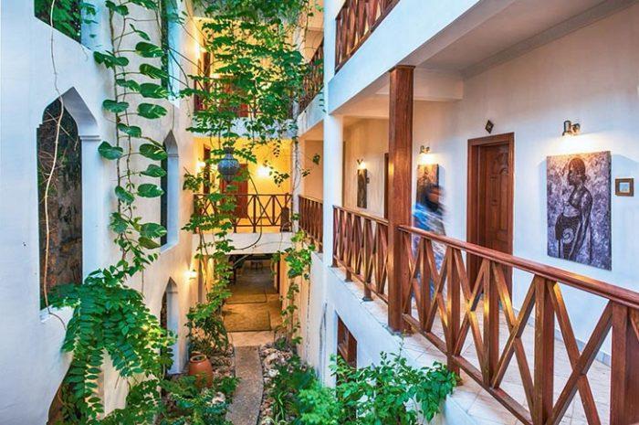 Interior, The Seyyida Hotel