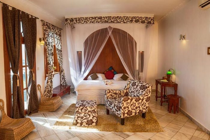The Seyyida Hotel Seaview Room