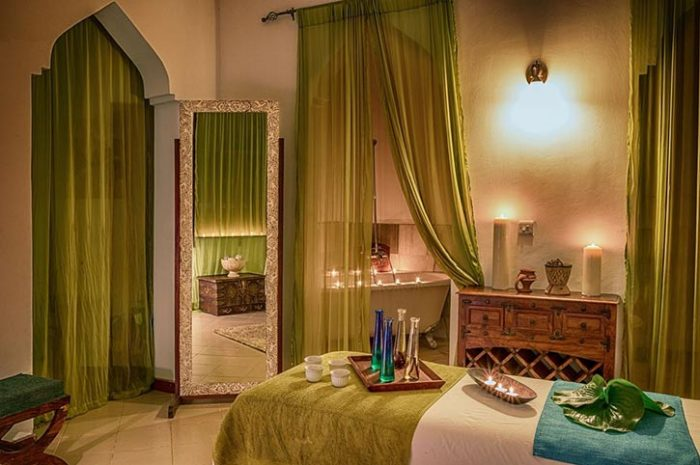 The Seyyida Hotel Spa