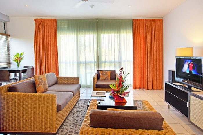 The Terraces Living Area