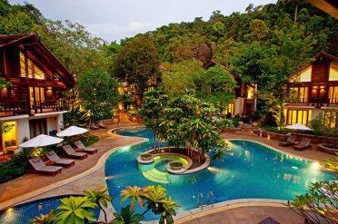 The Tubkaak Boutique Resort Pool