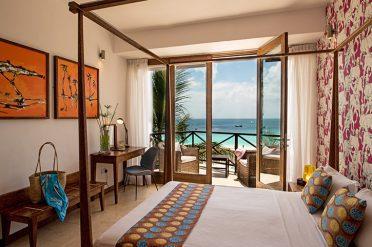 Deluxe Seaview Room, The Z Hotel
