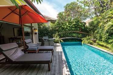 The Pavillions Pool Villa Private Pool Sundeck