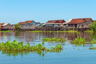 Floating Village, Tonle Sap