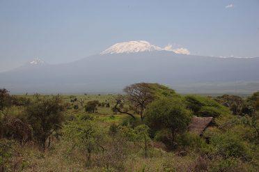 Tortilis Camp Views of Kilimanjaro