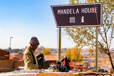 Mandela House Johannesburg