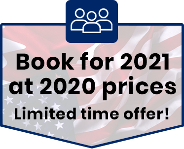 Book 2021 at 2020 Prices