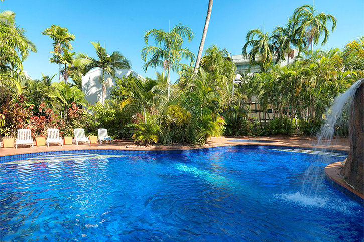 Travelodge Darwin Poolside