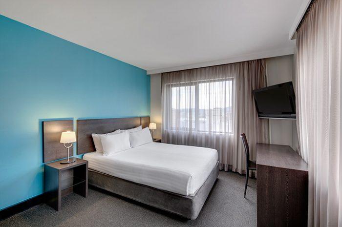 Travelodge Hobart Guest Room Queen