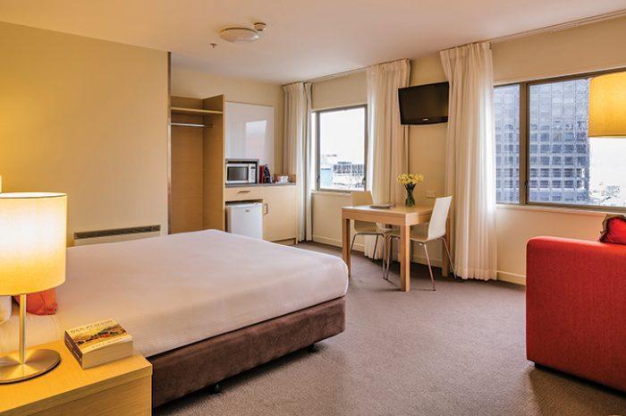 Travelodge Wellington Executive King Room