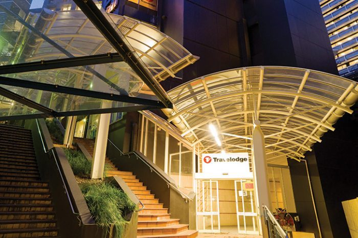 Travelodge Wellington Hotel Exterior