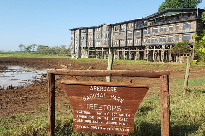 Treetops Lodge Aberdare