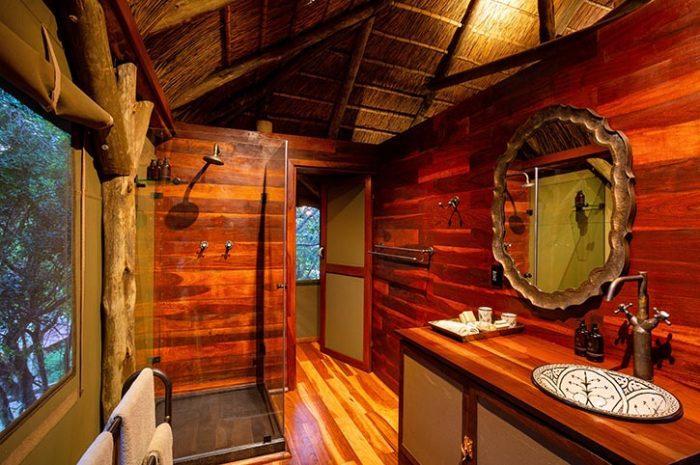 Treetops Safari Lodge Tent En Suite