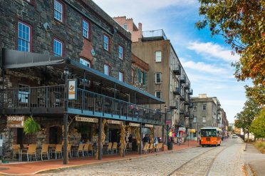 Old Town Trolley Tour, Savannah, USA