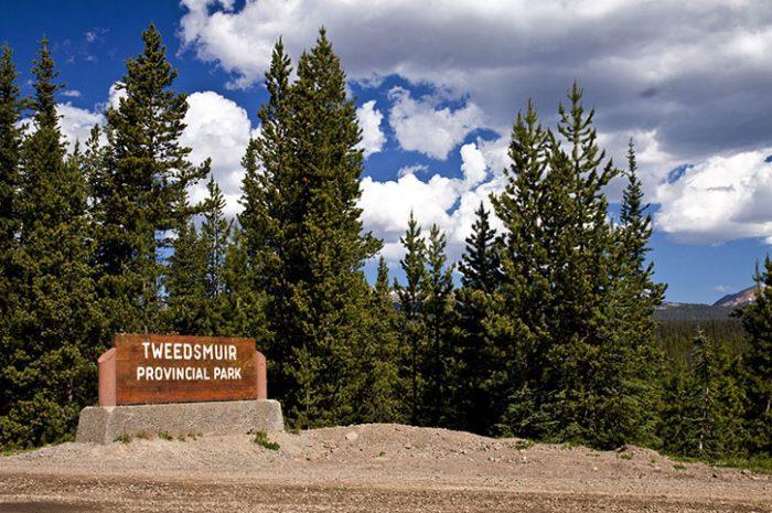 Tweedsmuir Provincial Park, Canada
