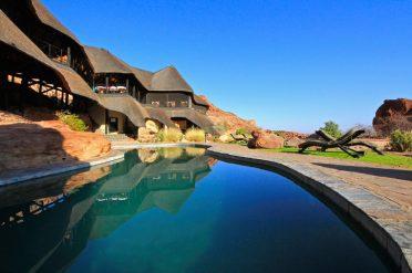 Twyfelfontein Lodge Pool