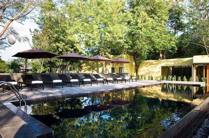 U Inchantree Kanchanaburi Swimming Pool
