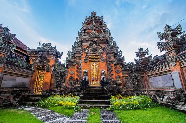 Ubud Palace, Bali