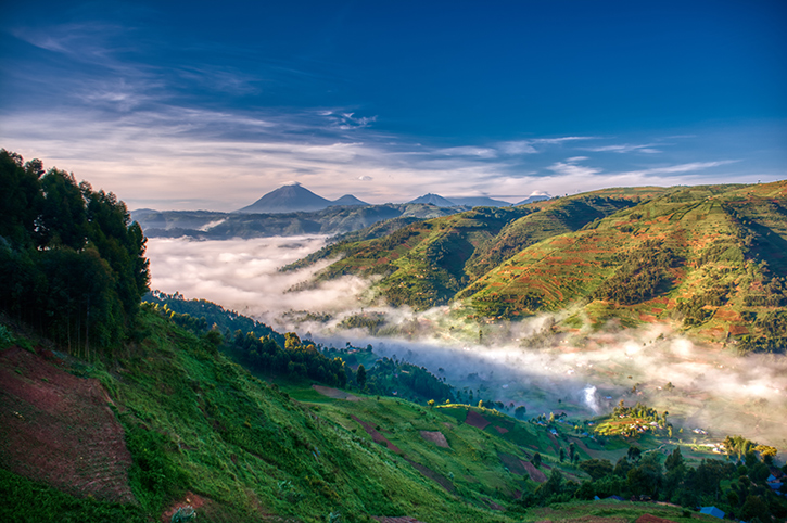 Highlands, Uganda