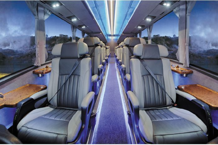 Ultimate Luxury Coach