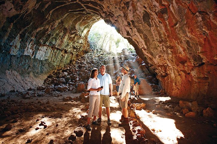 Undara Volcanic Caves