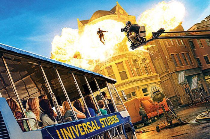 Universal Studios, Hollywood