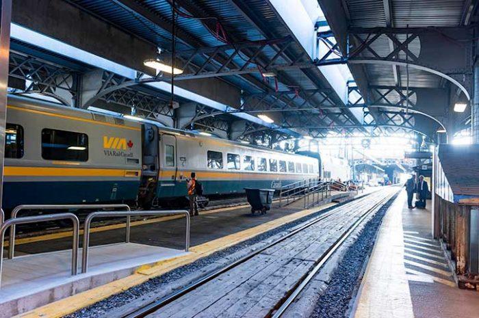 VIA Rail, Toronto