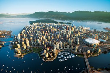 Vancouver Aerial, Canada
