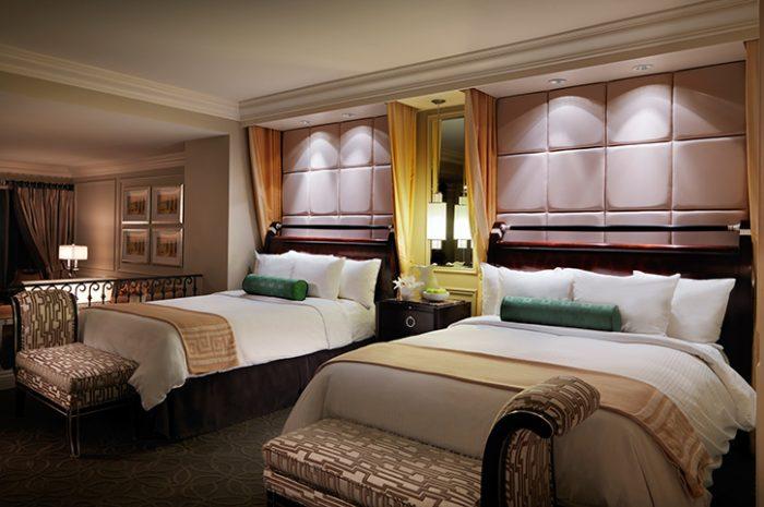 Venetian Twin Bedroom