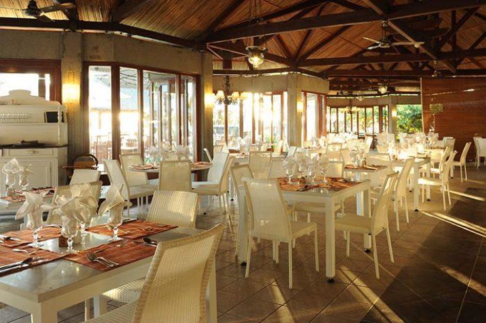Veranda Grand Baie Poudre D'or Restaurant
