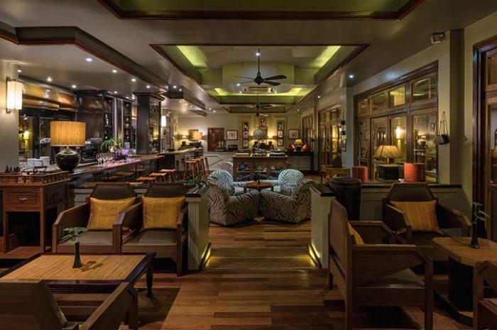 Victoria Angkor Resort Bar L'Explorateur