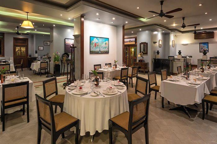 Victoria Angkor Resort Le Connaisseur Restaurant