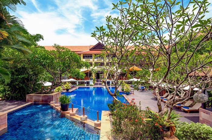 Victoria Angkor Resort Pool