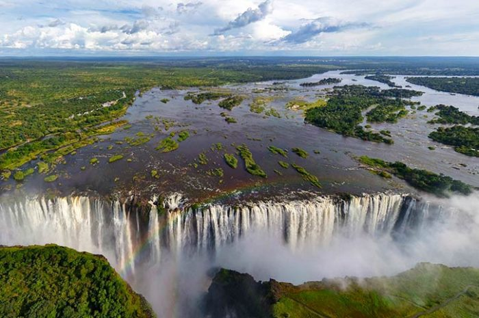 Victoria Falls and the Zambezi River