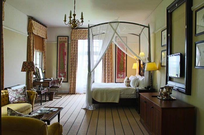 Bedroom, Victoria Falls Hotel