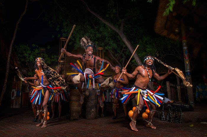 Victoria Falls Safari Lodge Boma Dancers