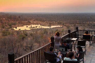 Victoria Falls Safari Lodge Views
