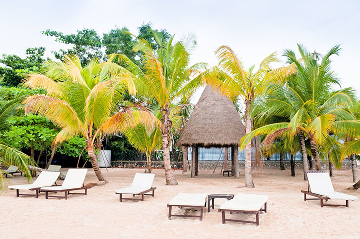 Victory Beach, Sihanoukville