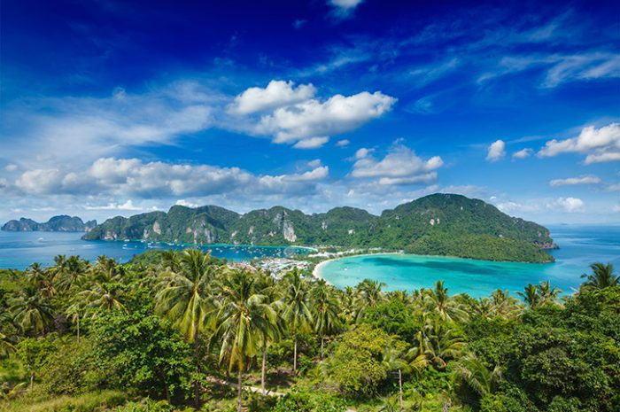 Phi Phi Viewpoint, Thailand
