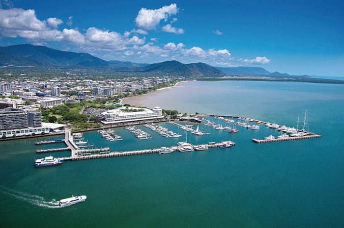 View Of Cairns, North Queensland, Australia