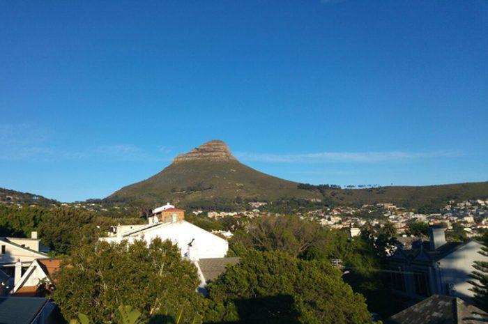 View Of Devils Peak