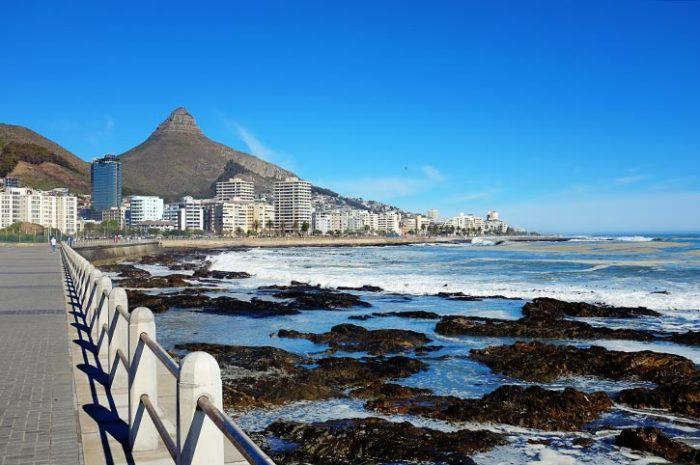 View Of Sea Point Cape Town